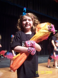 Dancing Joy!