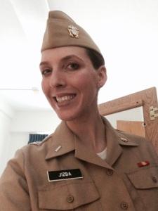 Becky - My Navy Girl